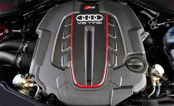 2015 Audi RS7 Dynamic Edition
