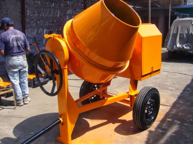 Proyecto aula 3iv13 - Mezcladora de cemento ...