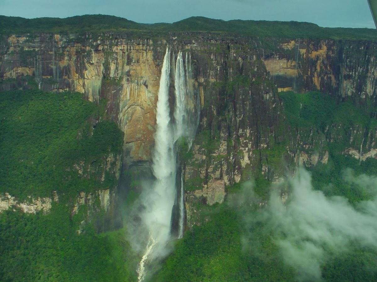 Angel Falls, Venezuela