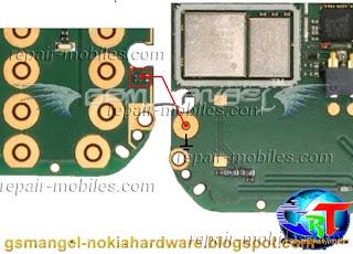 Trik Jumper Mic Nokia 5130