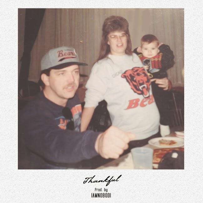 "D WEBB (@dwebbmusic) - ""Thankful"" (Single) Prod by @IAMNOBODI via @dandvent"