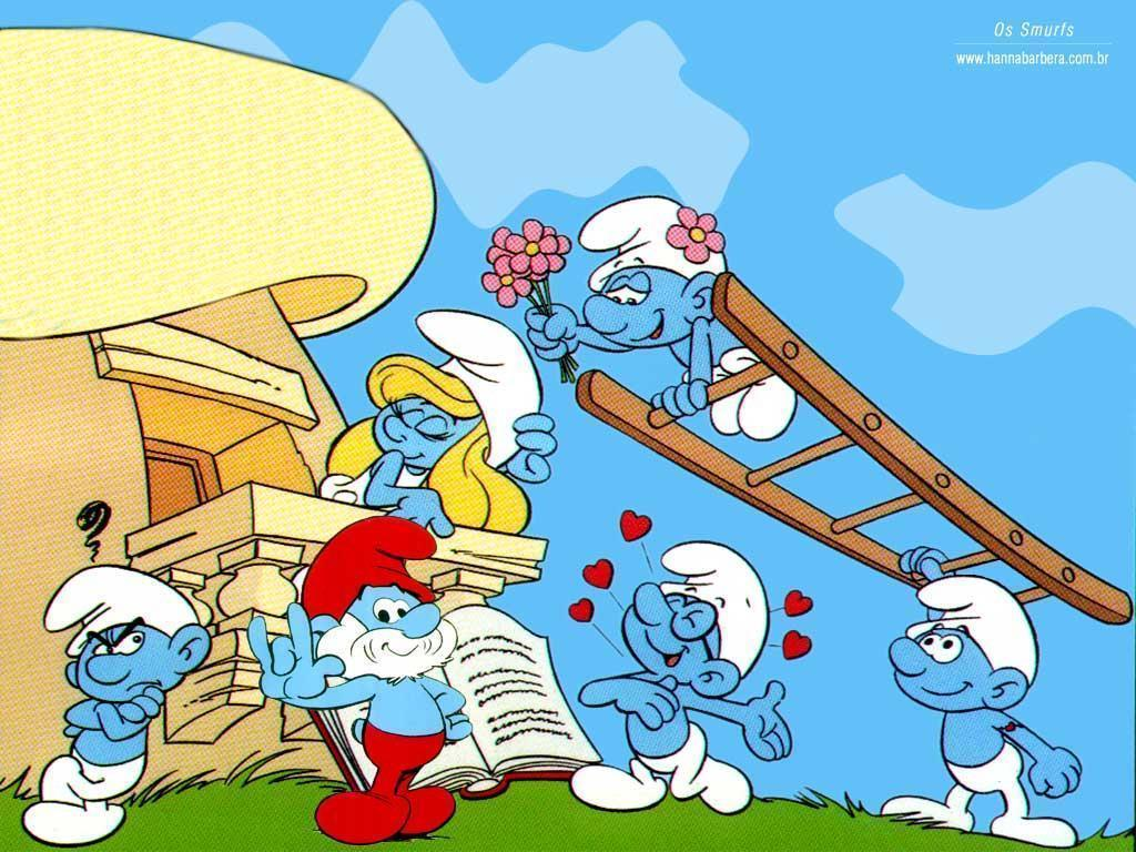 smurfs characters