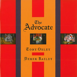 Tony Oxley, Derek Bailey, The Advocate