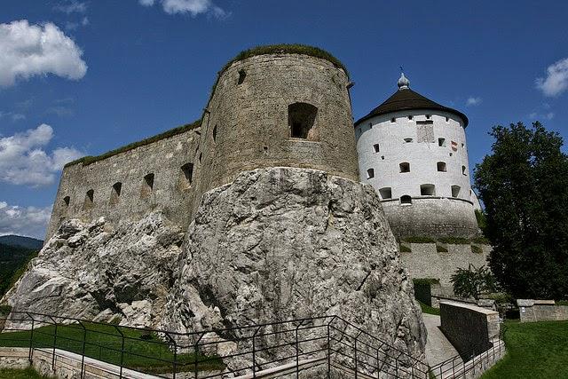 Kufstein Forteca