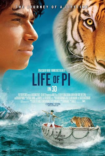 Life Of Pi (BRRip 3D FULL HD Español Latino) (2012)