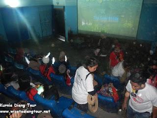 kondisi dalam gedung bioskop DPT