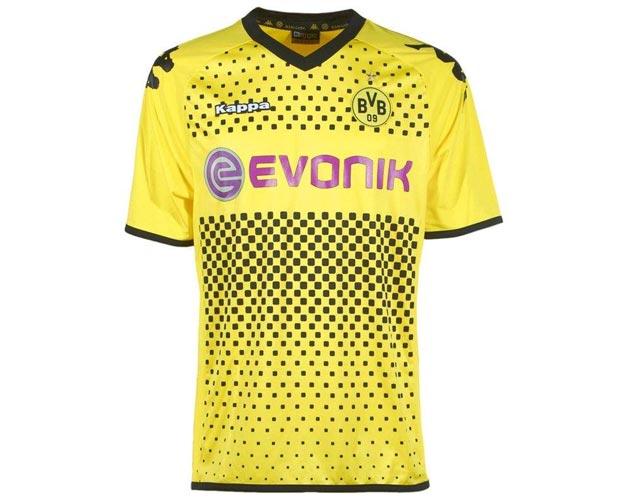 camiseta manchester city amarilla