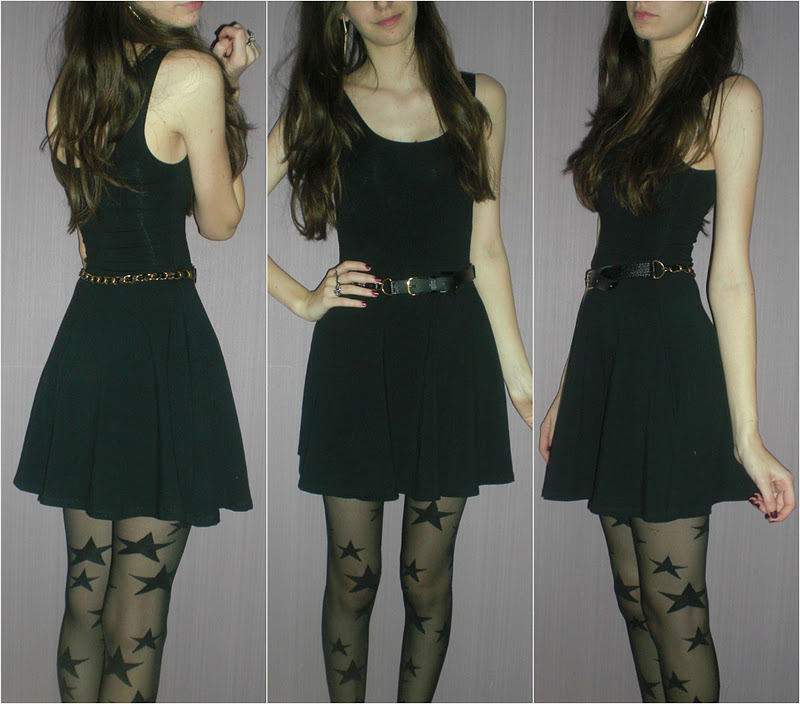 isobel ways to wear a skater dress 3