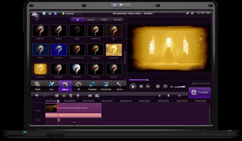 wondershare video editor tutorial pdf