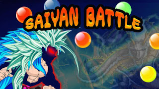 Screenshots of the Saiyan Battle of Goku Devil for Android tablet, phone.