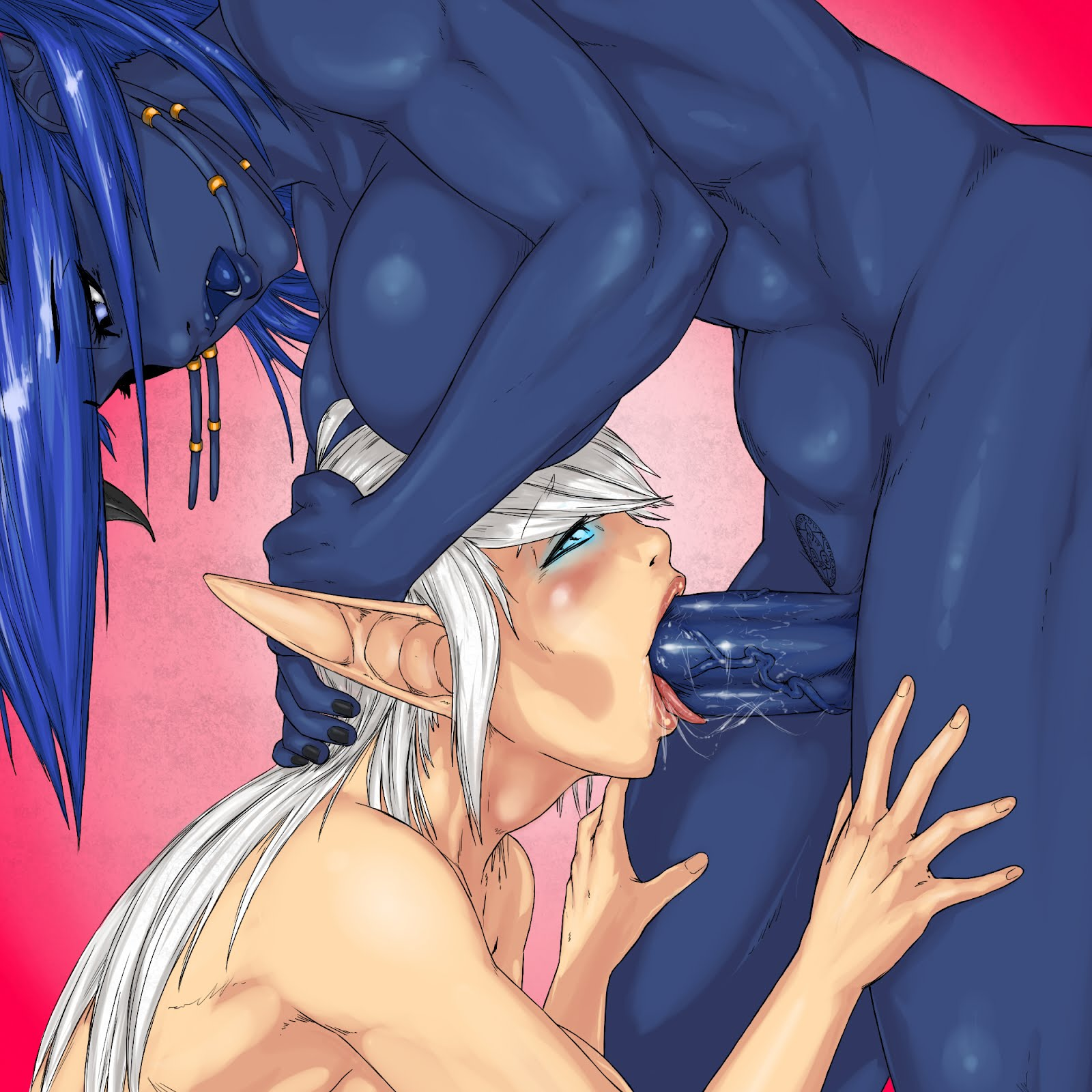 Porn anime elf squirt nude videos
