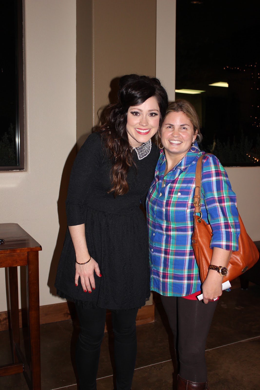 Davis Divas and Dude: Kari Jobe