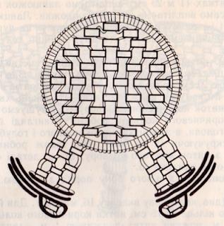 Как сплести колобка в макраме? Схема плетения колобка в макраме.