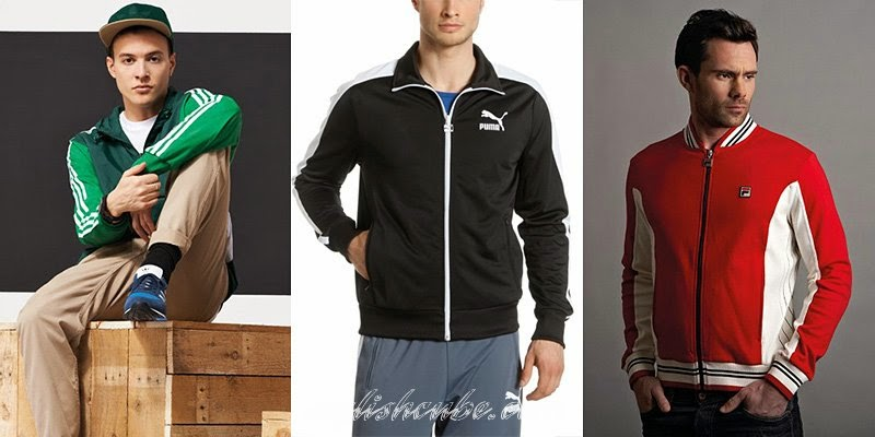 Spring Summer 2014 Men's Sportswear Fashion Trends