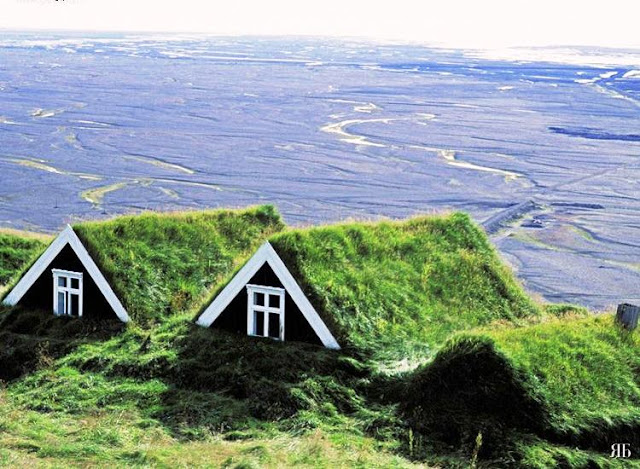 The Most Green Countries - Iceland
