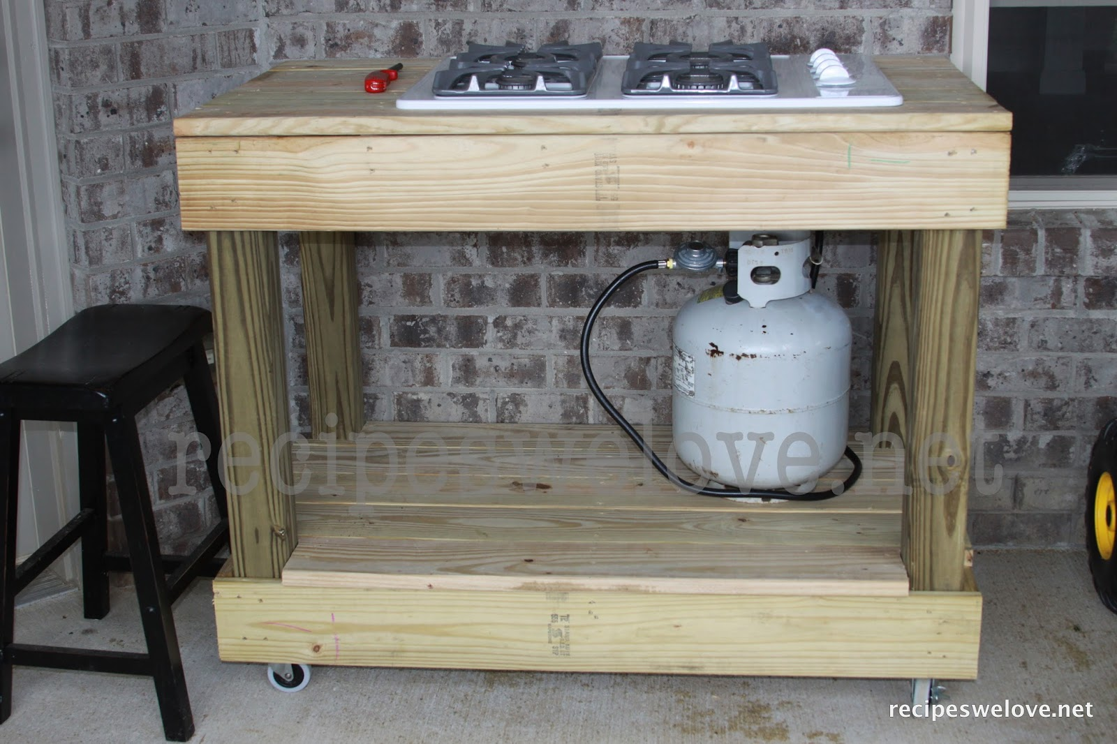 Recipes we love canning stove i am in love would for Diy camp stove