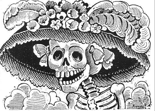 Catrina José Guadalupe Posadas