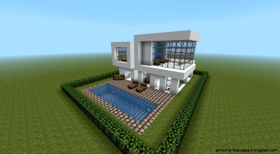 minecraft modern house blueprints- universalcouncil
