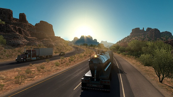 american-truck-simulator-collectors-edition-pc-screenshot-angeles-city-restaurants.review-3