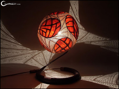 Creative and Cool Gourd Lamps (14) 2