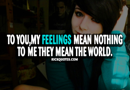 Feeling Quotes | Nothing For You