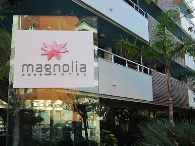 Hotel Magnolia in Salou