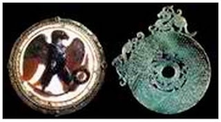 Chinese and Romans Symbols