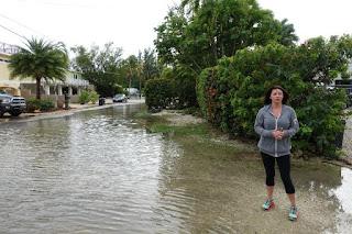 Florida Keys Flood, sea level, global warming