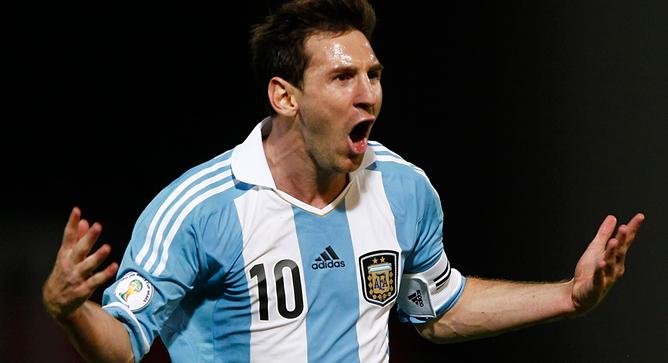 Resultado Chile vs Argentina – Eliminatorias 2014
