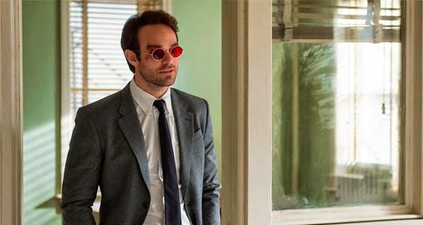 imagen oficial de Charlie Cox como Matt Murdock