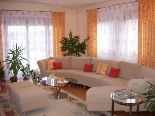 Soggiorno Idee : Tende per soggiorno moderno idee salotto e tendaggi ...