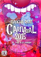 Carnaval de Mancha Real 2015 - Ríete - Juan José Hervás