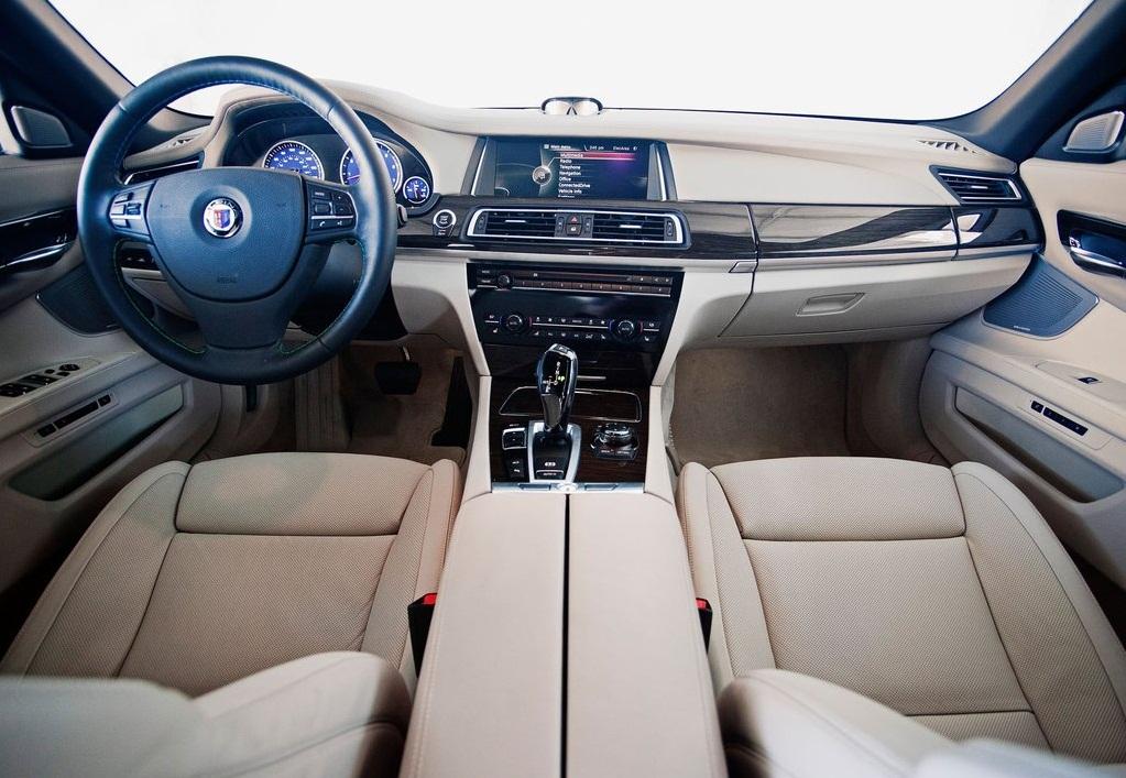Sophisticated Cars BMW Alpina B - Alpina b7 cost
