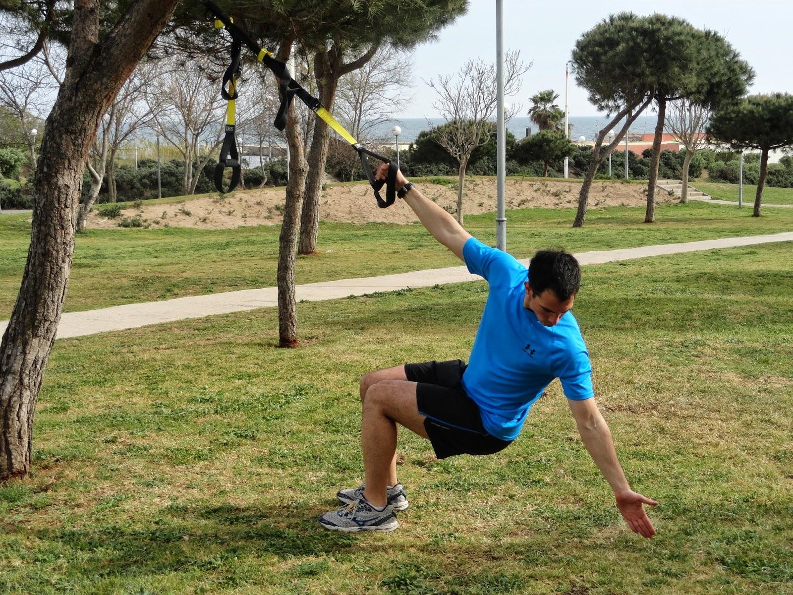 Entrenador personal Barcelona