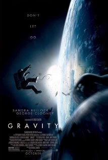 Cover Gravity ( 2013 ) | Sinemaloverz