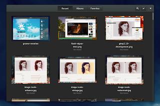 GNOME Photos 3.14