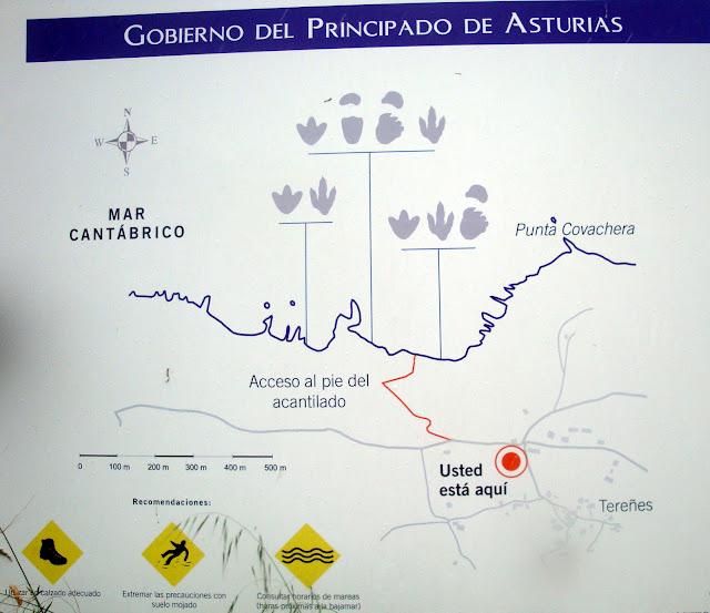 Tereñes, Asturias Jurásica. Dinosaurios y alta gastronomía