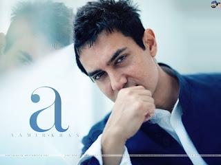 Aamir Khan Bahagia Pulang dari Tanah Suci