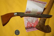 BADIK PERUPUK TEMBUS RM450  SOLD