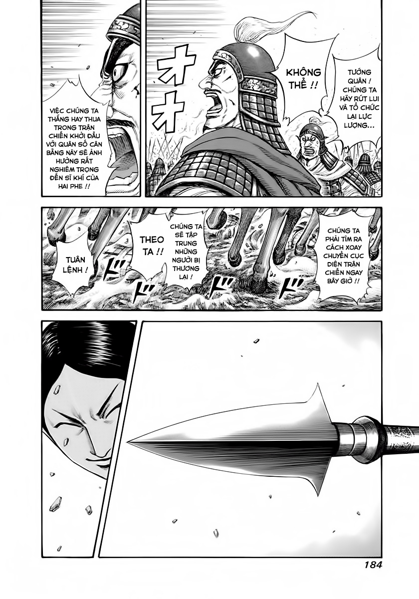 Kingdom - Vương Giả Thiên Hạ Chapter 205 page 9 - IZTruyenTranh.com