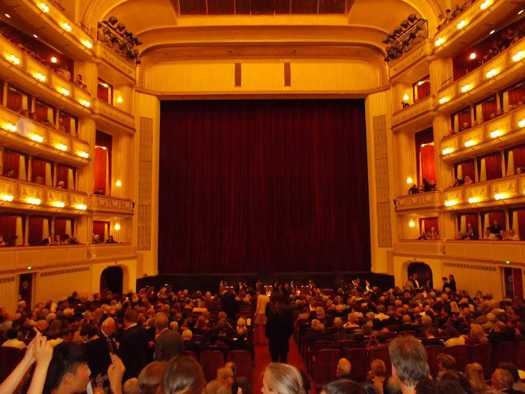 Vienna State Opera.