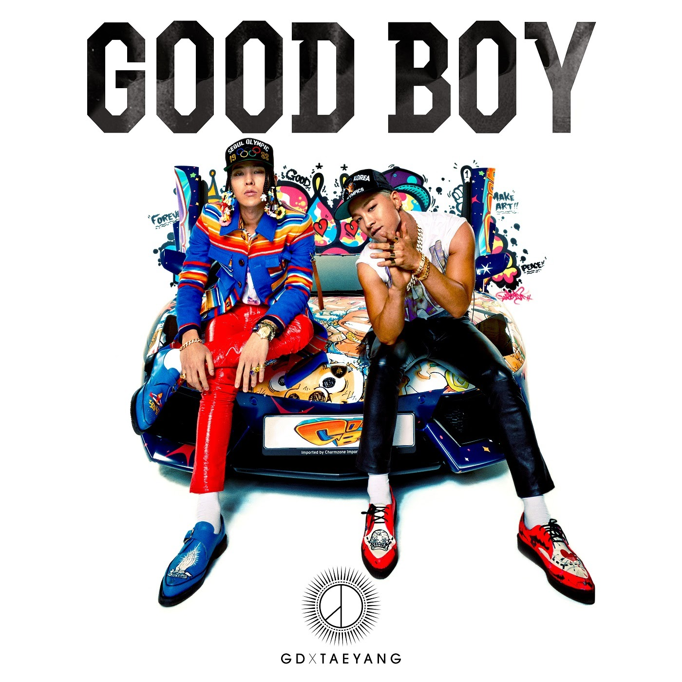 GD X TAEYANG GOOD BOY lyrics cover