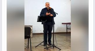 """VIDEO: Conferința """"Viața de după moarte"""" cu Vladimir Pustan (Cămin Cultural Roma, județul Botoșani)"""