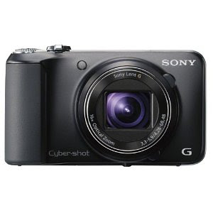 Sony Cyber-shot DSC-HX10V 18.2 MP Digital Camera with 16x Optical Zoom and 3.0-inch LCD