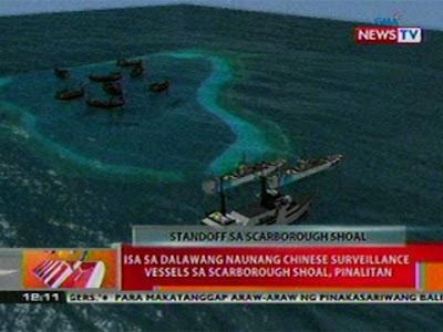 No need to invite China, PHL should bring case to UN  Scarborough Shoal Philippines Issue