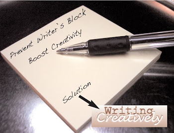 Writing Creatively – a link to another one of my blogs