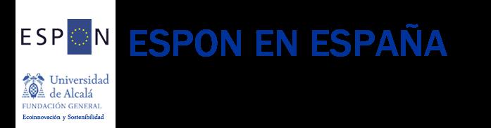 ESPON EN ESPAÑA
