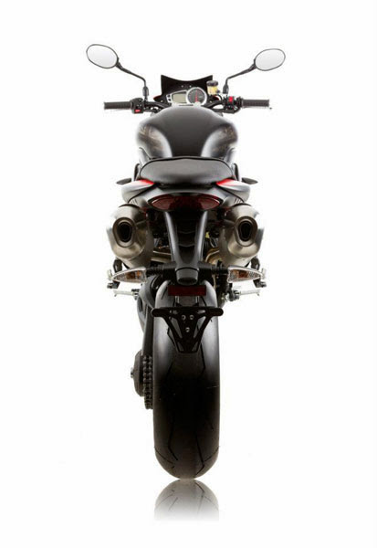 motonhapkhau Triumph Speed Triple R Dark 2013+%25285%2529
