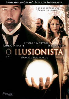 O.Ilusionista O Ilusionista Dublado DVDRip AVI + RMVB