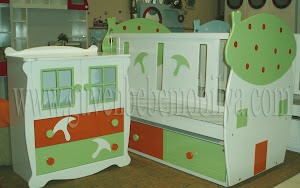 şifonyer bebek genç mobilyaları